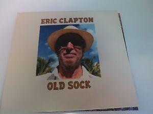 ERIC-CLAPTON-OLD-SOCK-2013-LIKE-NEW-CD
