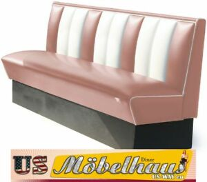 Astounding Details About Hw 180 Rose American Diner Bench Seating Furniture Usa Style Catering Creativecarmelina Interior Chair Design Creativecarmelinacom