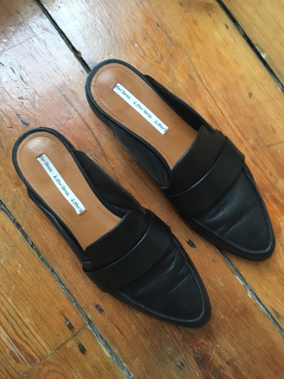 Y otras historias sin espalda espalda espalda deslizadores Mocasines Zapatos Planos-EURO Talla 39  muy popular