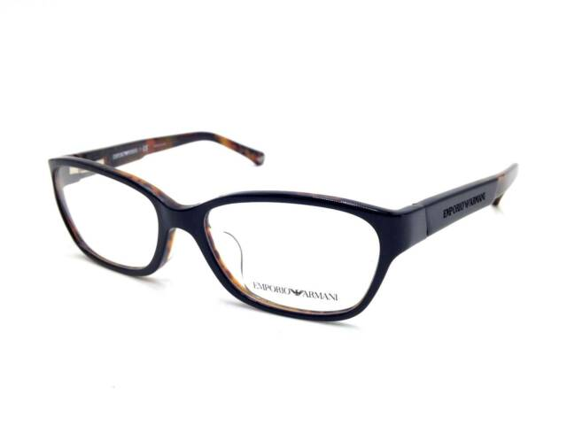 78a40f362a4  345 EMPORIO ARMANI WOMENS HAVANA EYEGLASSES FRAMES GLASSES OPTICAL RX LENS  3004