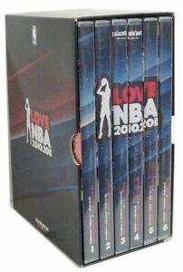 I-LOVE-NBA-2010-2011-n-12-DVD-in-Cofanetto-Abbinamento-Editoriale