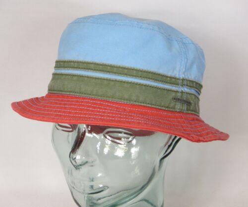 Stetson Bucket a pêcheur pêche chapeau chapeau mou stoffhut coton 1811107