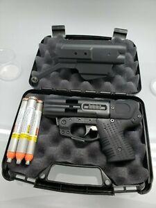 FIRESTORM JPX 4 SHOT COMPACT PEPPER GUN  WITH BELT HOLSTER 793936926093 | eBay