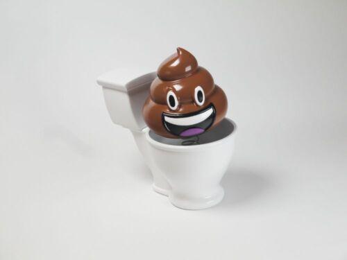 Posa Poo giocattolo novità Desktop Divertente Emoji Regalo