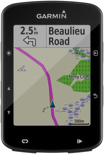 Garmin Edge 520 Plus GPS Fahrrad Computer Schwarz