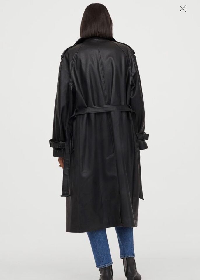 Trenchcoat, str. 36, H&M