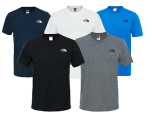 New-Men-039-s-The-North-Face-Simple-Dome-Cotton-Logo-Sports-T-Shirt-Tee-Shirt-Top
