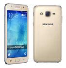 Oro Samsung Galaxy J5 Dual SIM J500F Android Smartphone Desbloqueado Fábrica