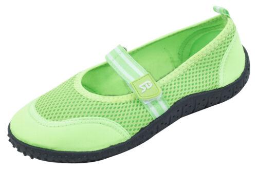 Women/'s Athletic Mesh Pool Beach Water Shoes Aqua Socks Multiple Styles