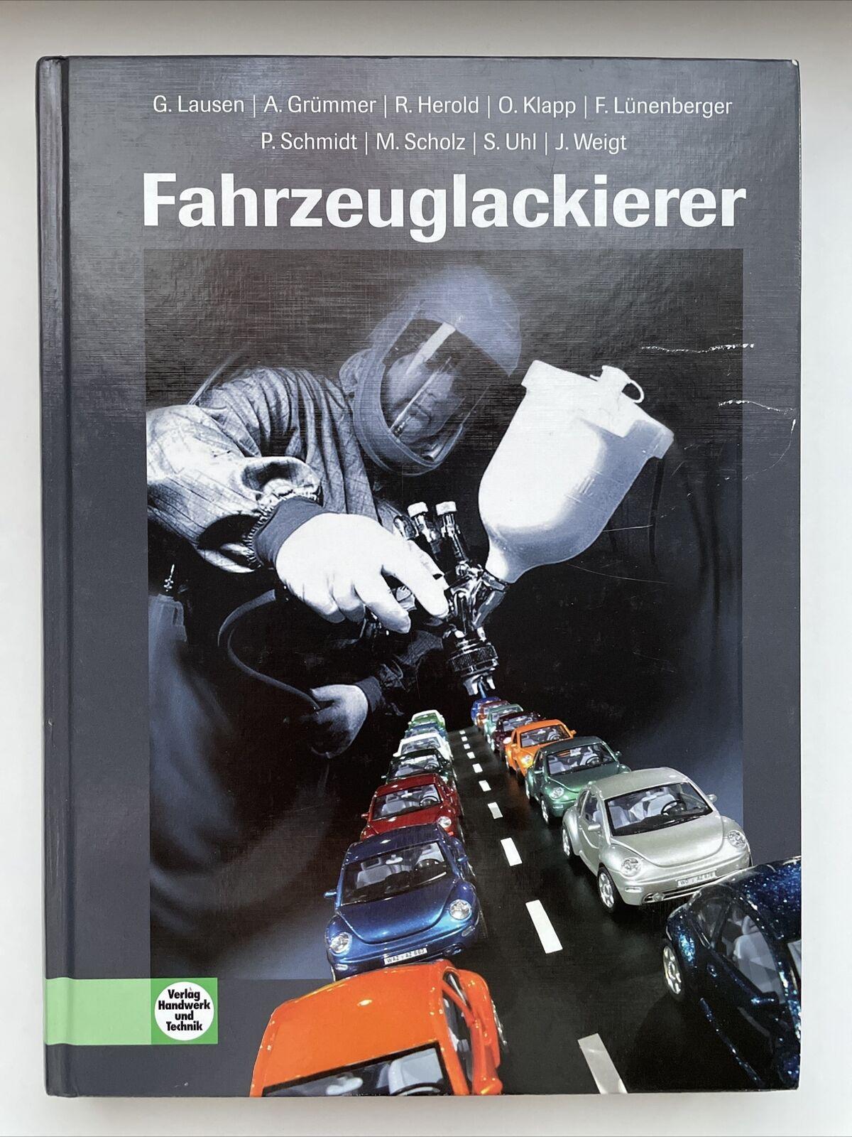 Fahrzeuglackierer - Gerd Lausen