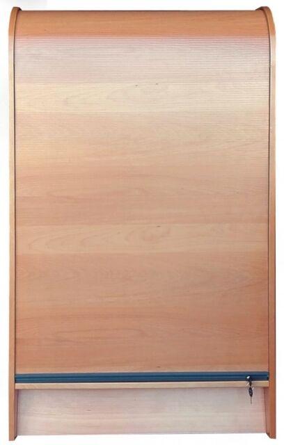 buroschrank ikea effektiv, ikea effektiv schrank holzjalousie buche 139x84x50cm | ebay, Design ideen