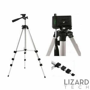 "50"" Tripod Stand for Canon Legria HF R28 S20 S200 S21 S30 G11 Camcorder"