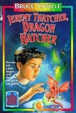 Magic Shop Bks.: Jeremy Thatcher, Dragon Hatcher by Bruce Coville (1992, Paperb…