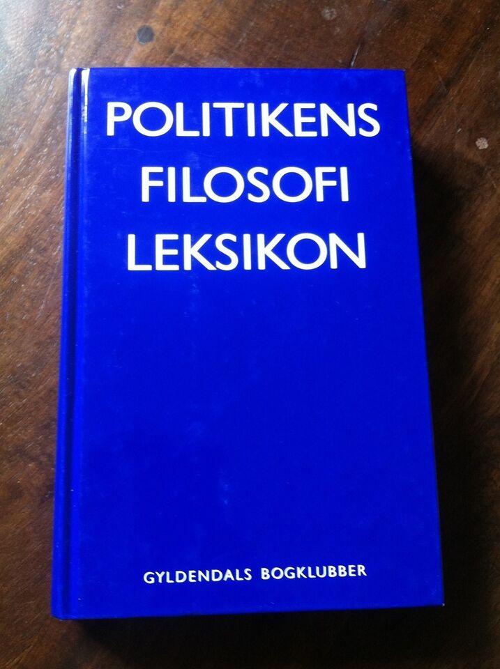 politikens filosofileksikon