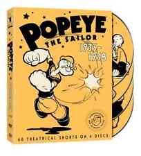 POPEYE-POPEYE THE SAILOR:1933-1938 VOL ONE  DVD NEW