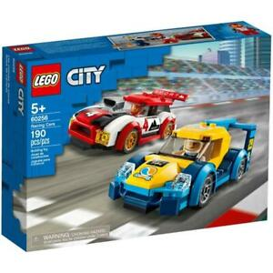 LEGO 60256 City Racing Cars Brand New Sealed