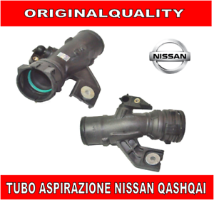 TUBO-TURBO-MANICOTTO-ASPIRAZIONE-INTERCOOLER-TURBINA-QASHQAI-1-5-DCI-14460BB30A