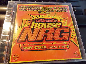 Ultimate house nrg way cool dance hits by various artists for House music 1996