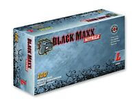Dash Gloves - Black Maxx Nitrile Exam Gloves