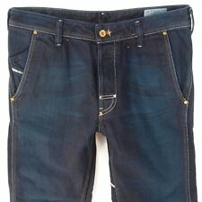 Mens Diesel PHEYO 008ST Straight Comfort Fit Blue Jeans W32 L32