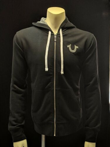 Zip True Mens Religion Hoodie Panel 8p4f0qa