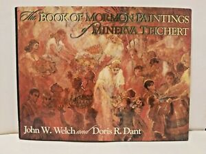 The-Book-of-Mormon-Paintings-of-Minerva-Teichert-1997-Hardcover