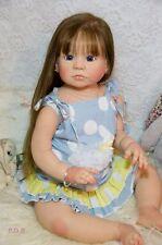CUSTOM ORDER Reborn Doll Baby Girl or Boy Toddler Gabriella Regina Swialkowski