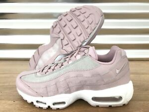 low price sale release date: good texture Details about WMNS Nike Air Max 95 Shoes Particle Rose Pink Silver Glitter  SZ ( AT0068-600 )