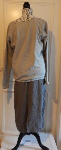 Skirt Grey Quilted Stone Grau Rock Commerz Xxl Gesteppt Cocon Privatsachen qY60z