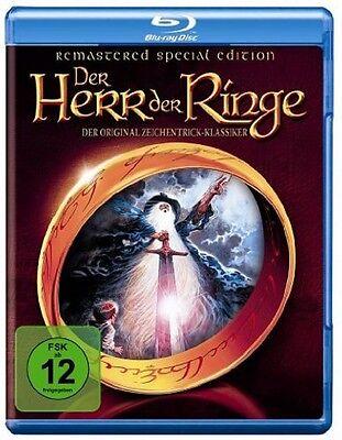 Blu-ray * Der Herr der Ringe - Zeichentrick * NEU OVP