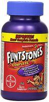 3 Pack Flintstones Children's Complete Multivitamin, Chewable Tablets 150 Each on Sale