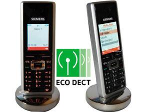 Siemens-Gigaset-SL2-Professional-Mobilteil-mit-Ladeschale-mit-Bluetooth-4035-45P