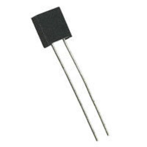 Radial Lead 500 Ohm 0.01/% 300V Ultra Precision Foil Resistor ±2ppm