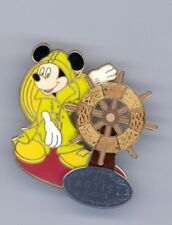 Details about  /Disney DCL Rescue Captain Mickey 75th Birthday Anniversary Hinged LE Pin