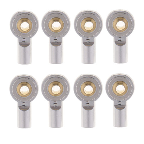 8Pcs M3 Link Rod End Ball Joints Upgrade Part for 1//10 Redcat HSP HPI RC Car