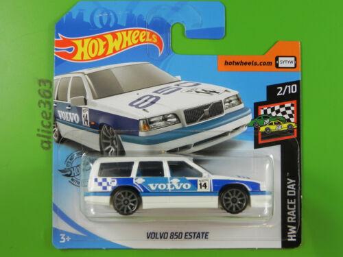 Hot wheels 2020-Volvo 850 Estate-HW Race Day 57-NEUF dans neuf dans sa boîte
