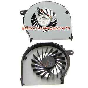 A29SE ksb0505ha A29SA CPU G62 A30EB Fan A30 Ventola HP G62 G62 Pavilion G62 6wAS88qEx