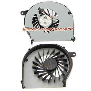 Ventola 103XX Fan CPU Pavilion ksb0505ha G62 G62 G62 101TU 101XX HP 102TU G62 FFg4rq1w