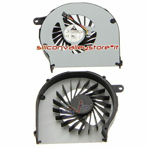 HP G72 COMPAQ CQ72 CPU FAN KSB0505HA-A 606013-001 13.V1.BJ195.F.GN B3