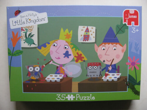 Jigsaw Puzzle 35 Pieces Pcs Fireman Sam Cars 2 Ben Holly Jungle Junction Winnie