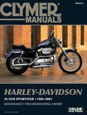 Harley-Davidson XL/XLH Sportster 1986-2003 (Clymer Motorcycle Repair), Penton St