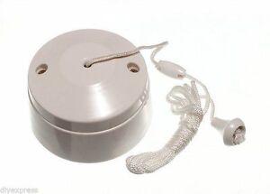 Deckenlampe Mit Zugschalter ~ Neu deckenlampe zugschalter fach amp m ebay