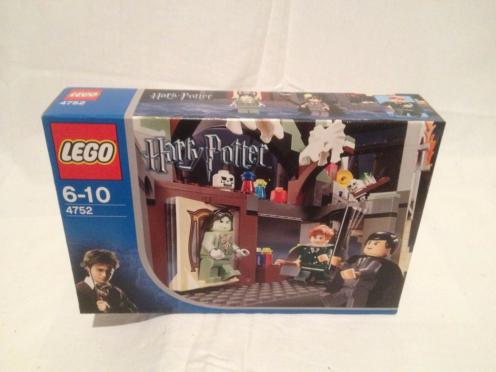 Lego Harry Potter 4752  Lupine Teacher    NEUF 1 édition 0a4700