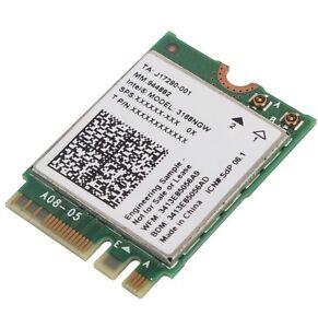 intel 3168ngw 802 11ac ngff m 2 wireless wifi bluetooth bt 4 0 mini