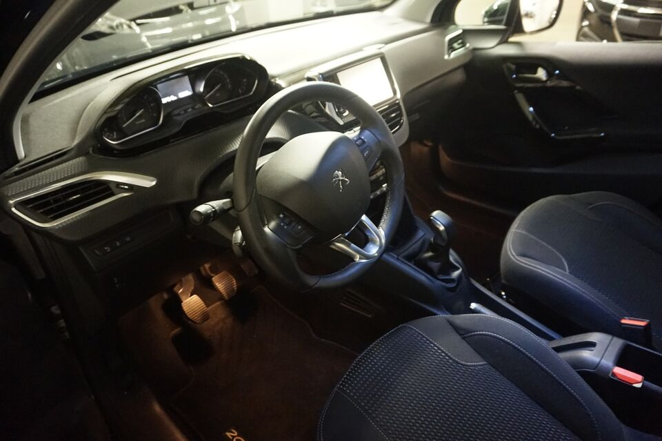 Peugeot 208 1,5 BlueHDi 100 Prestige Diesel modelår 2019 km