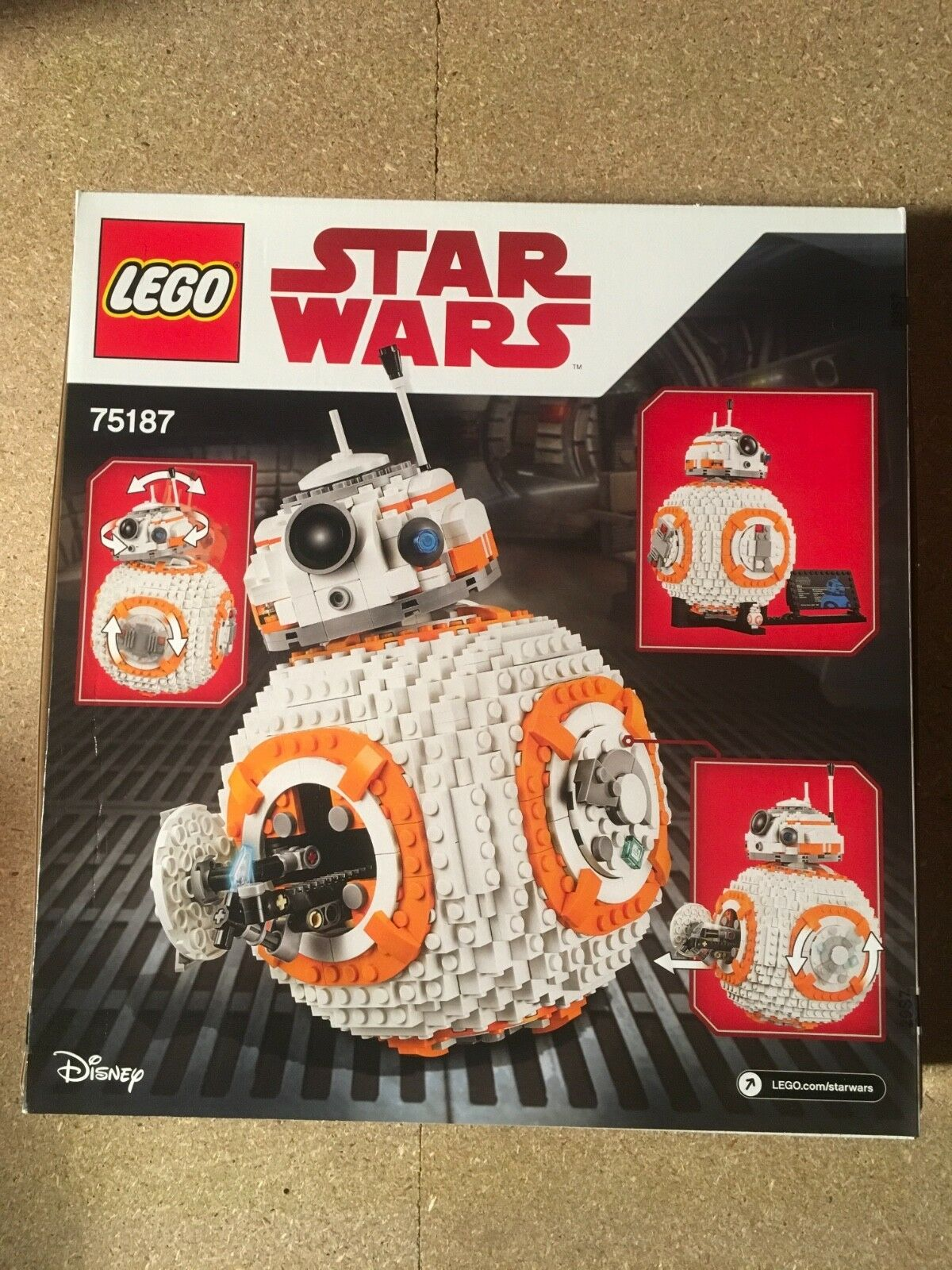 LEGO Star Wars BB8 75187