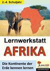 Lernwerkstatt Afrika von Gabriela Rosenwald (2015, Taschenbuch)
