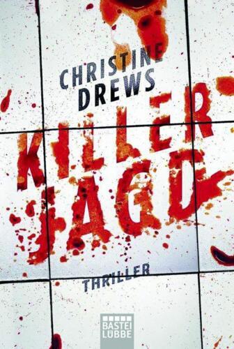 1 von 1 - Killerjagd von Christine Drews (2015, Taschenbuch), UNGELESEN