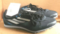 Adidas Track & Fieldarriba 4 M Black & Gray Running Shoesmen's 8new