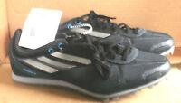 Adidas Track & Fieldarriba 4 M Black & Gray Running Shoesmen's 8new